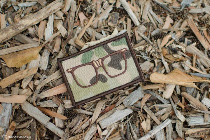 NERD Multicam Glasses 500D