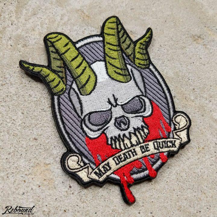 Azrael Skull